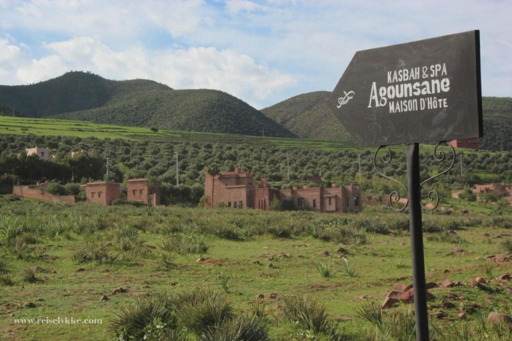 Kasbah Agousane, Marokko