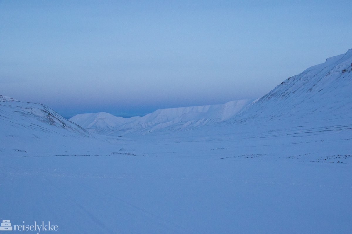 Adventsdalen, Svalbard