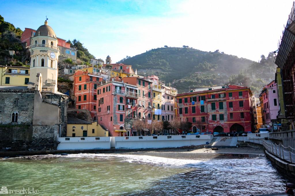 Pittoresk landsby i italia