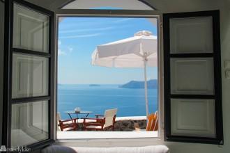 Luksus på reise: Perivolas: Luksus på Santorini