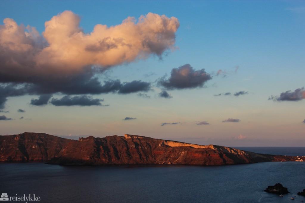Perivolas: Luksus på Santorini
