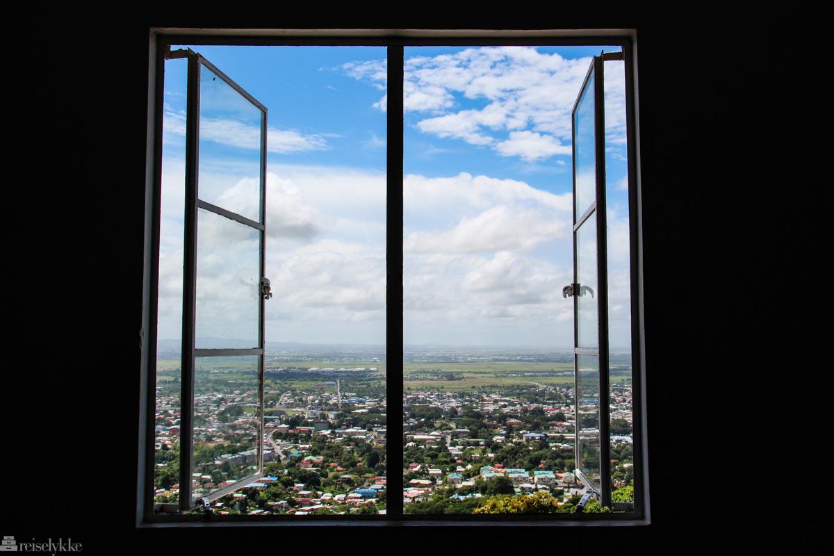 Utsikt fra Mount St. Benedict, Trinidad og Tobago