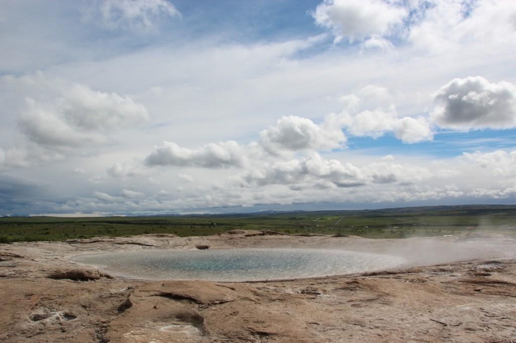 Islands gyldne sirkel: Reiselykke på Island