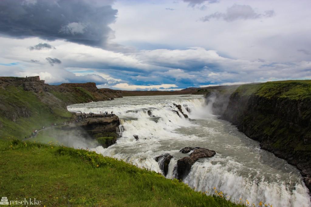 Opplevelser ut fra Reykjavik: Gullfoss