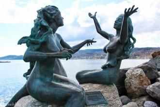 Havfruene i Drøbak
