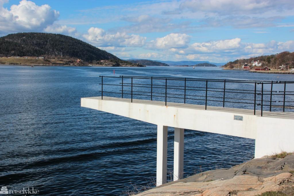 Badeparken i Drøbak