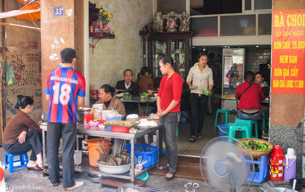 Gatelivet i Hanoi