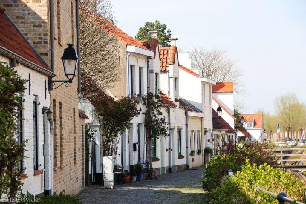 Lisseweghe i Flandern