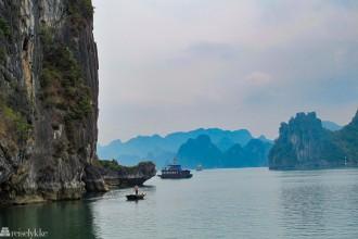 Vietnam: Halong Bay