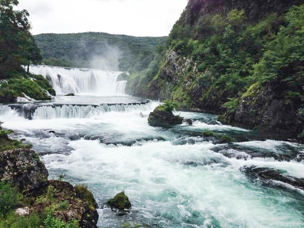 Una National Park i Bosnia-Hercegovina