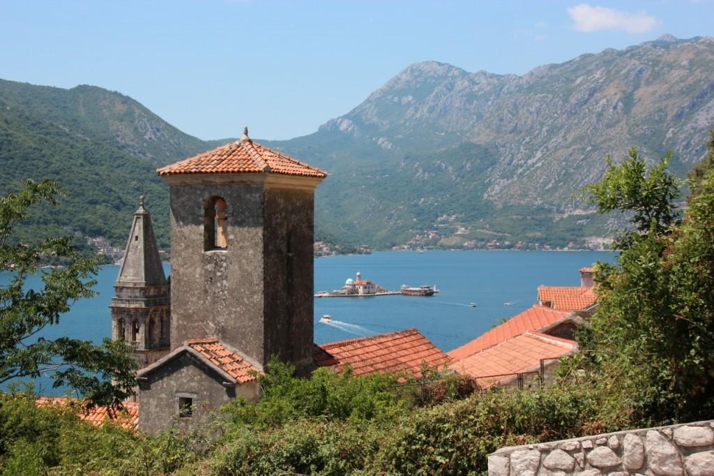 Overnatting i Kotor, Montenegro, Hotel Per Ast