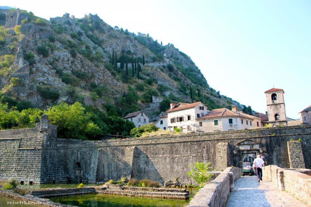 Kotor Stari Grad, San Giovanni, Montenegro,