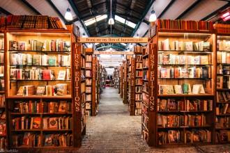 Bokhandelen Barter Books