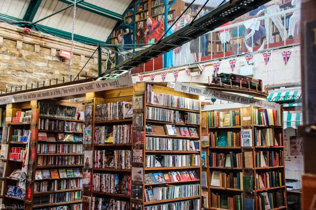 Barter Books, Englands største bruktbokhandel