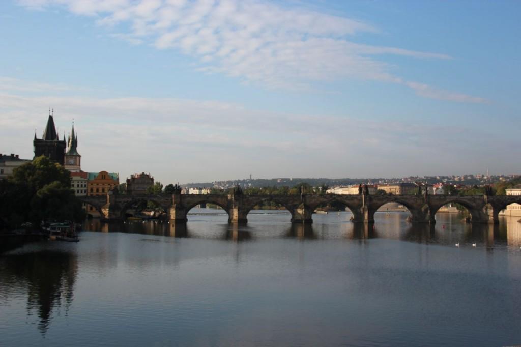 Karlsbora i Praha