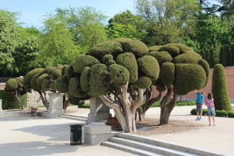 Buen Retiro Park