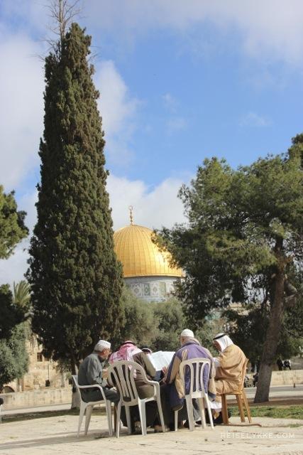 Tempelhøyden, Jerusalem