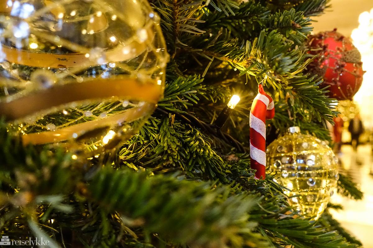 Julemarkeder og julestemning - juletre