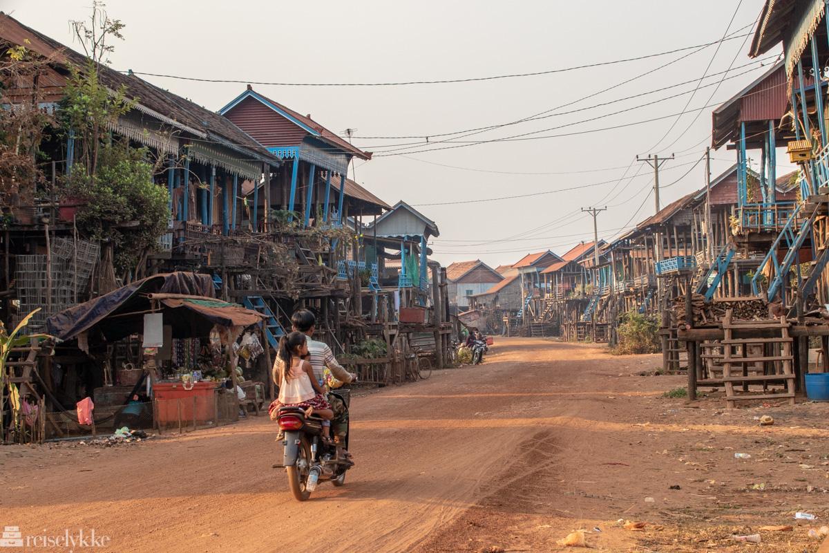 Kambodsja landsbygd