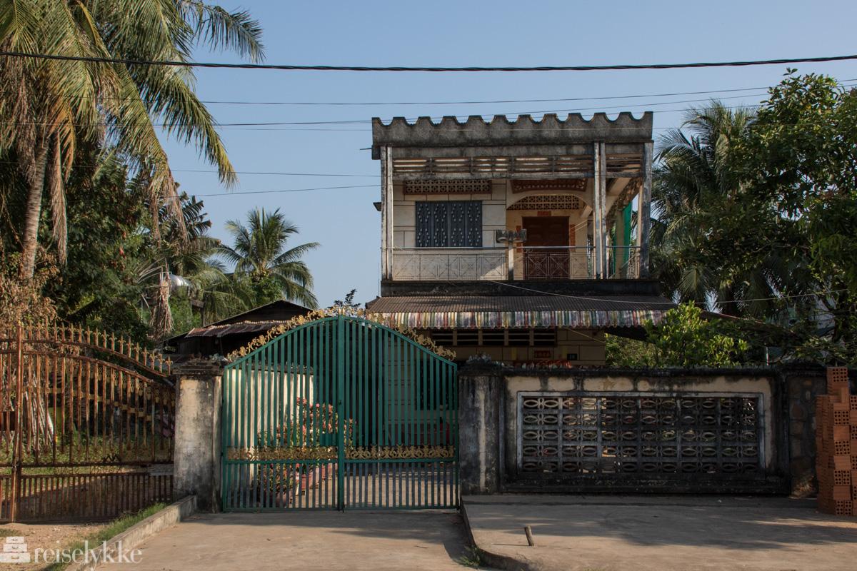 Kampot arkitektur
