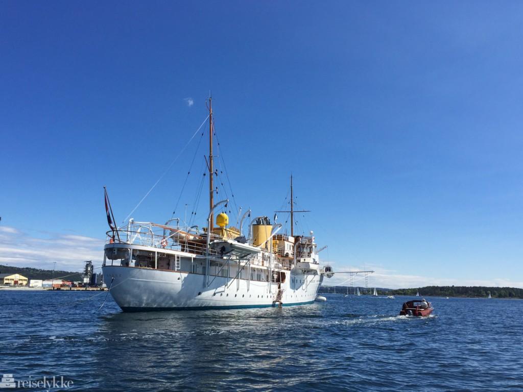 Kongeskipet i Oslofjorden