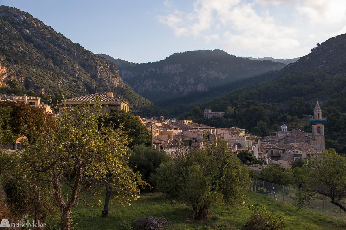 Koselige landsbyer på Mallorca