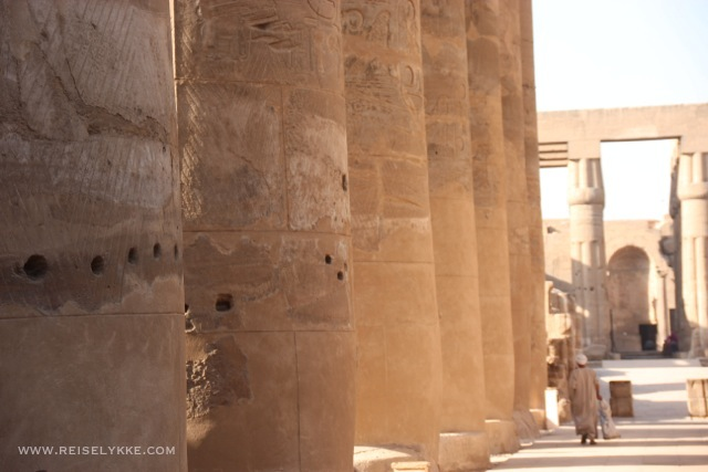 Luxor Tempel, Egypt