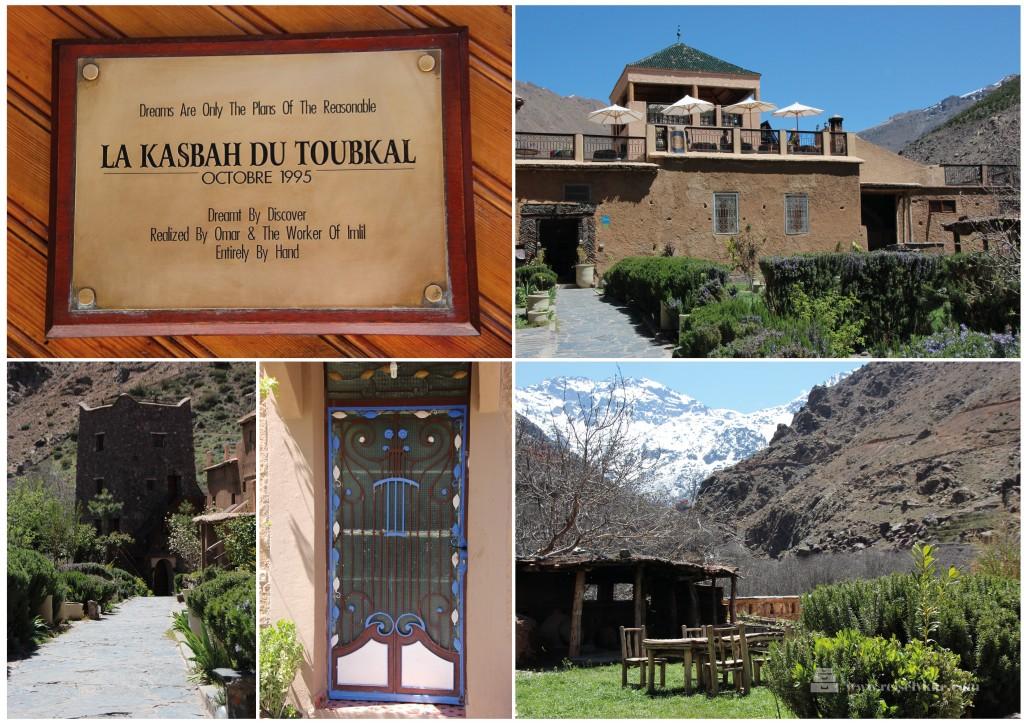La Kasbah du Toubkal