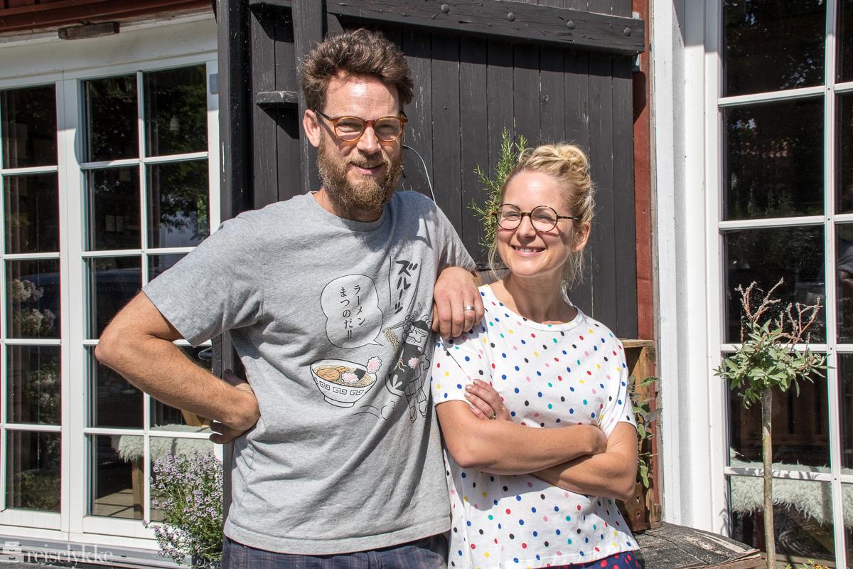 Lisa Lemke og Marcus Nordgren