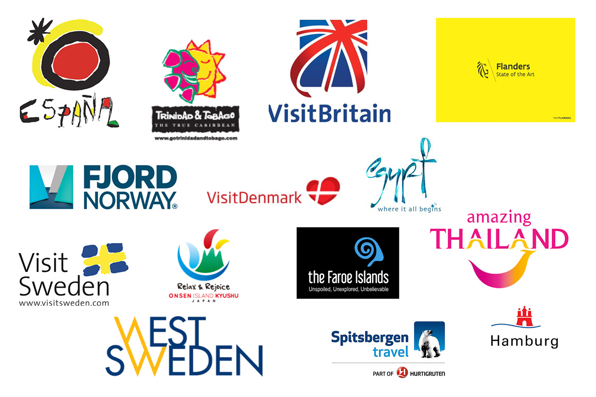 Logoer samarbeidspartnere Reiselykke