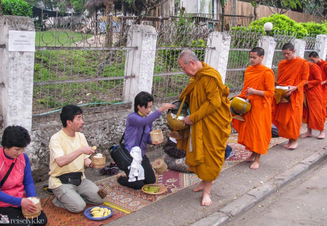 Luang Prabang munker