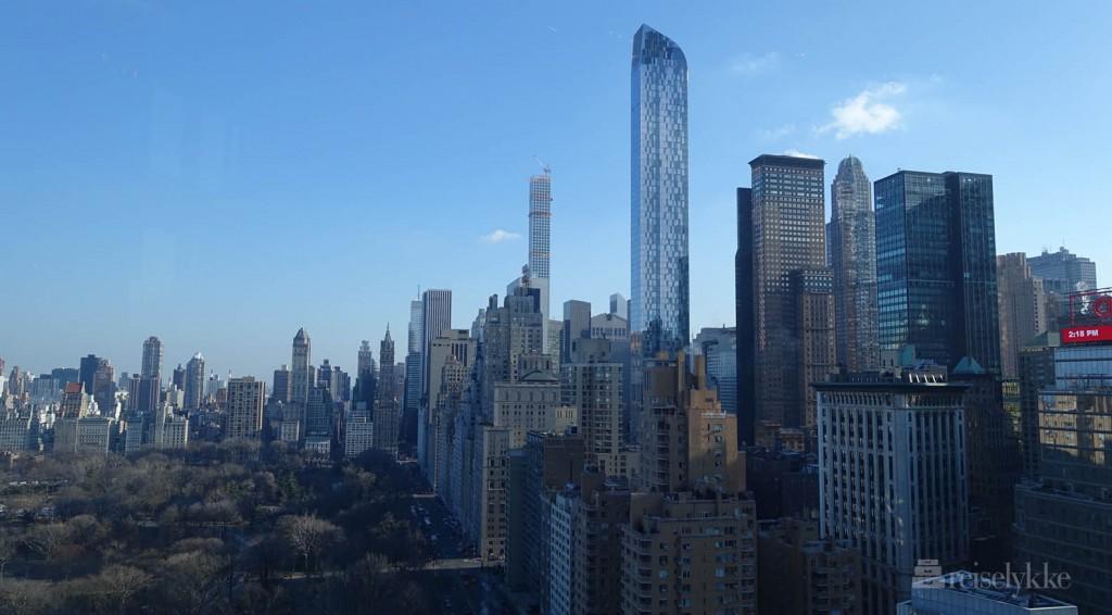 hotell i new york, mandarin oriental