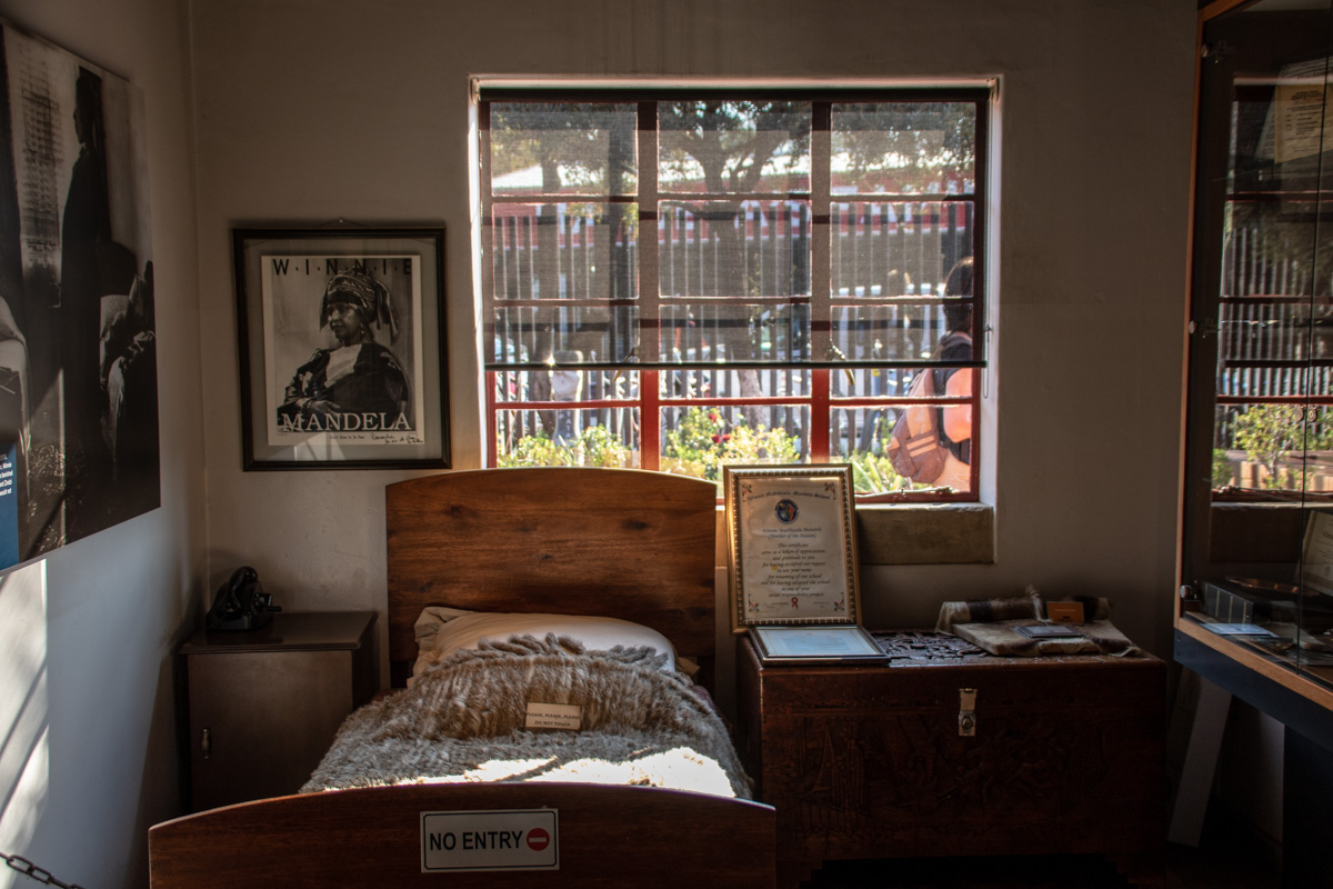 Mandela House Soweto
