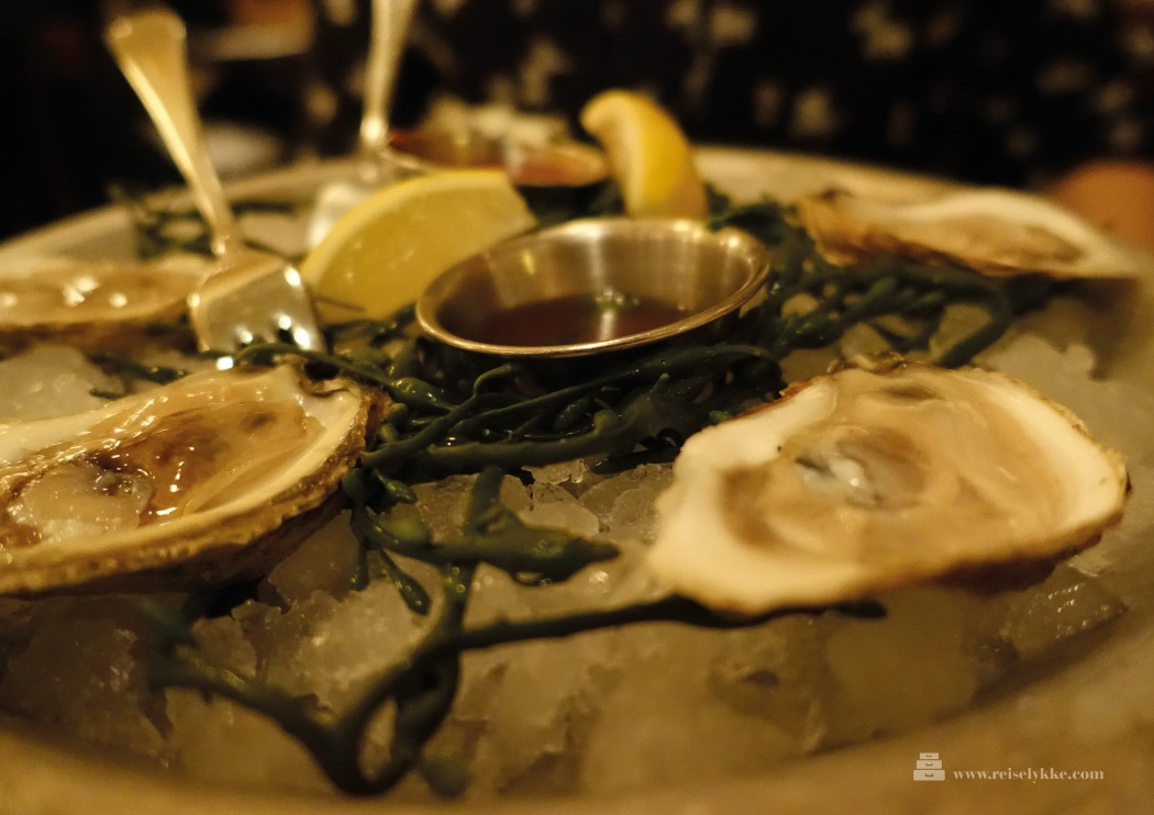 Gode restauranter i Washington DC