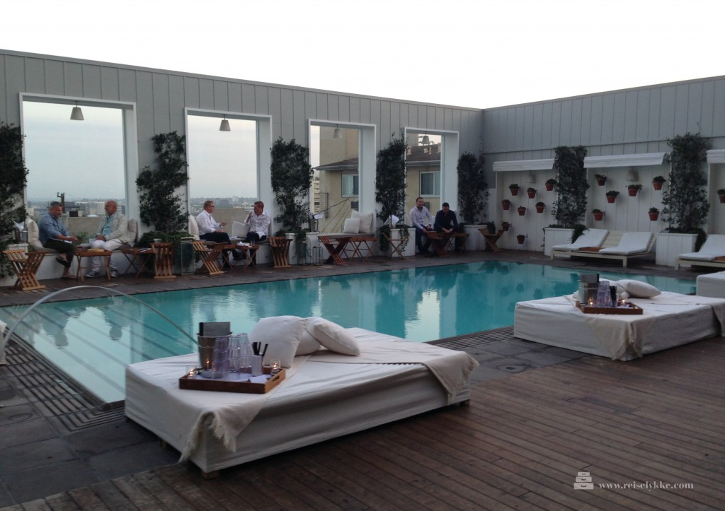 Overnatting i Los Angeles: Hotel Mondrian