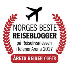 Reiselykke: Norges beste reiseblogger