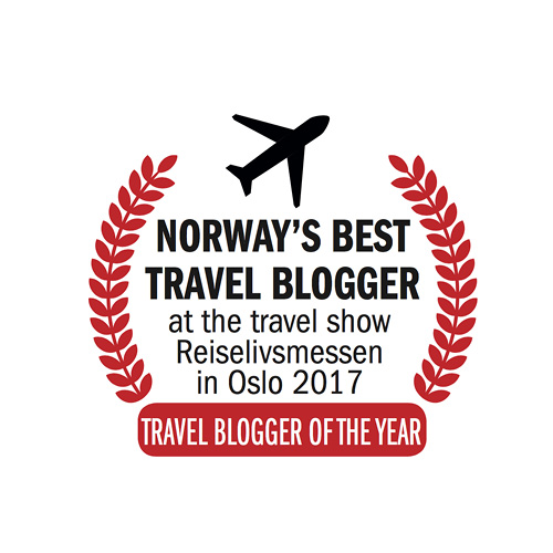 Norway's Best Travel Blogger