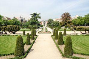 Nytt reisefølge til Madrid