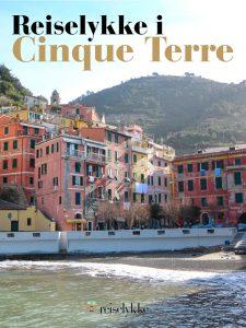Omslag Reiselykke i Cinque Terre