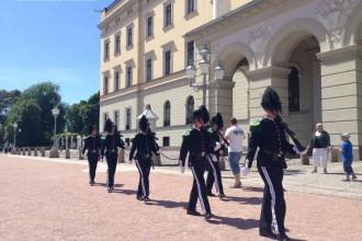 staycation Oslo, Det kongelige slott