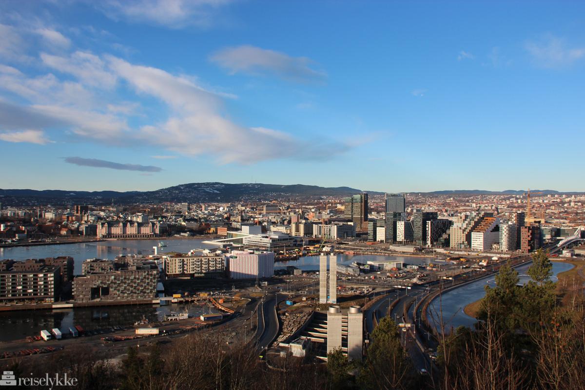 Oslo blir europeisk miljøhovedstad