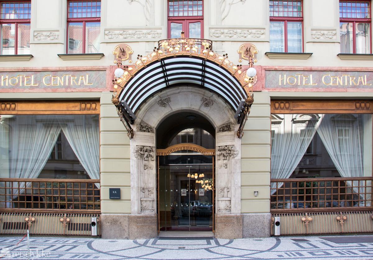 Hotell i Praha