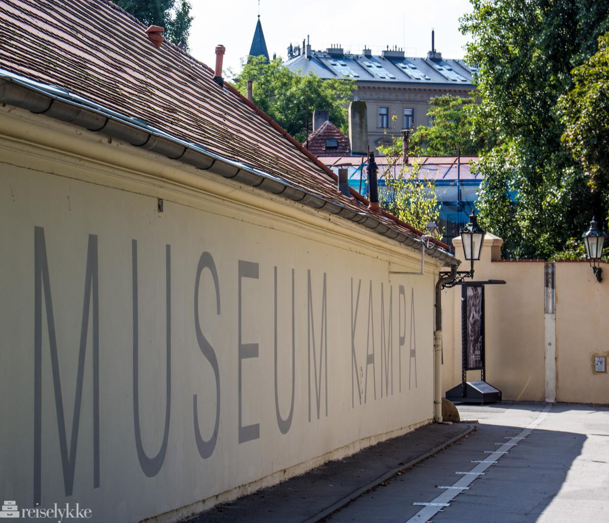 Museum i Praha