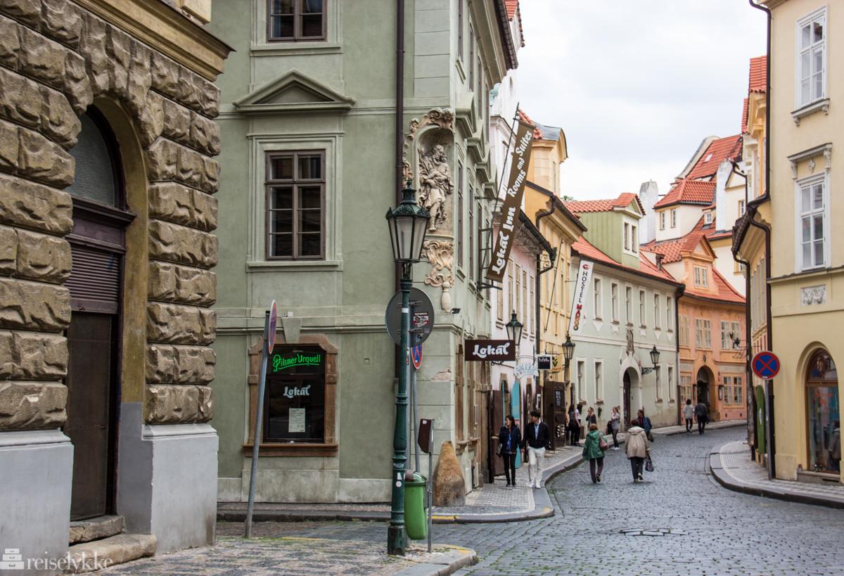 Gatelangs i Praha