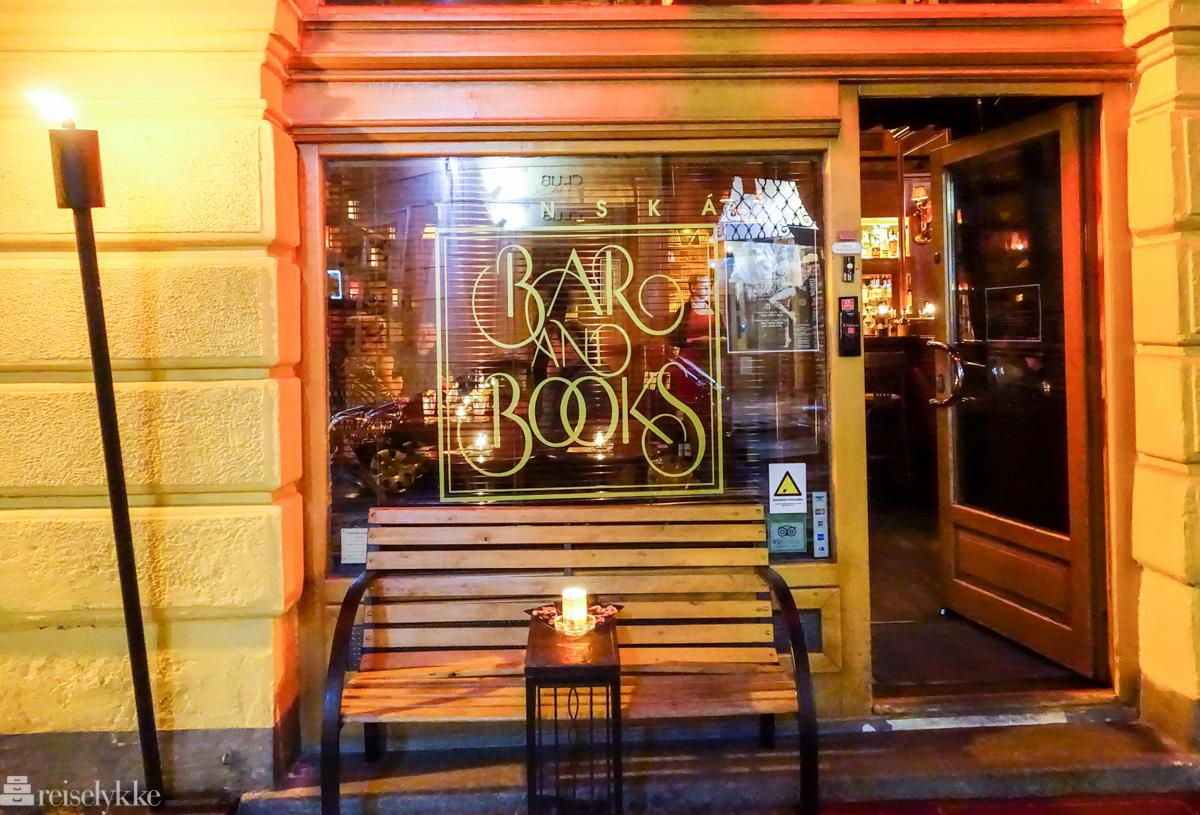 Bar i Praha