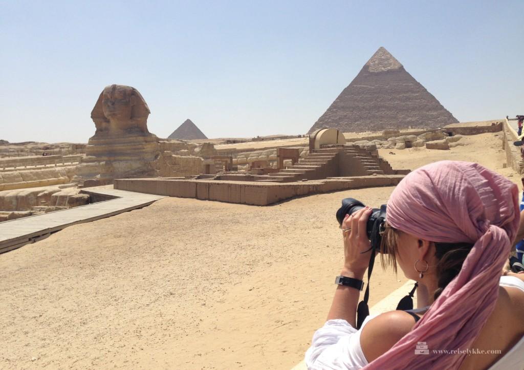 Reiselykke i Egypt