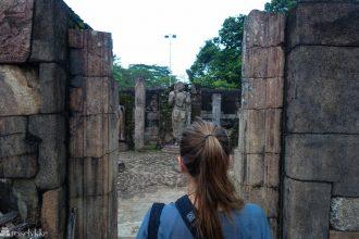 Reiselykke på Sri Lanka Unesco site