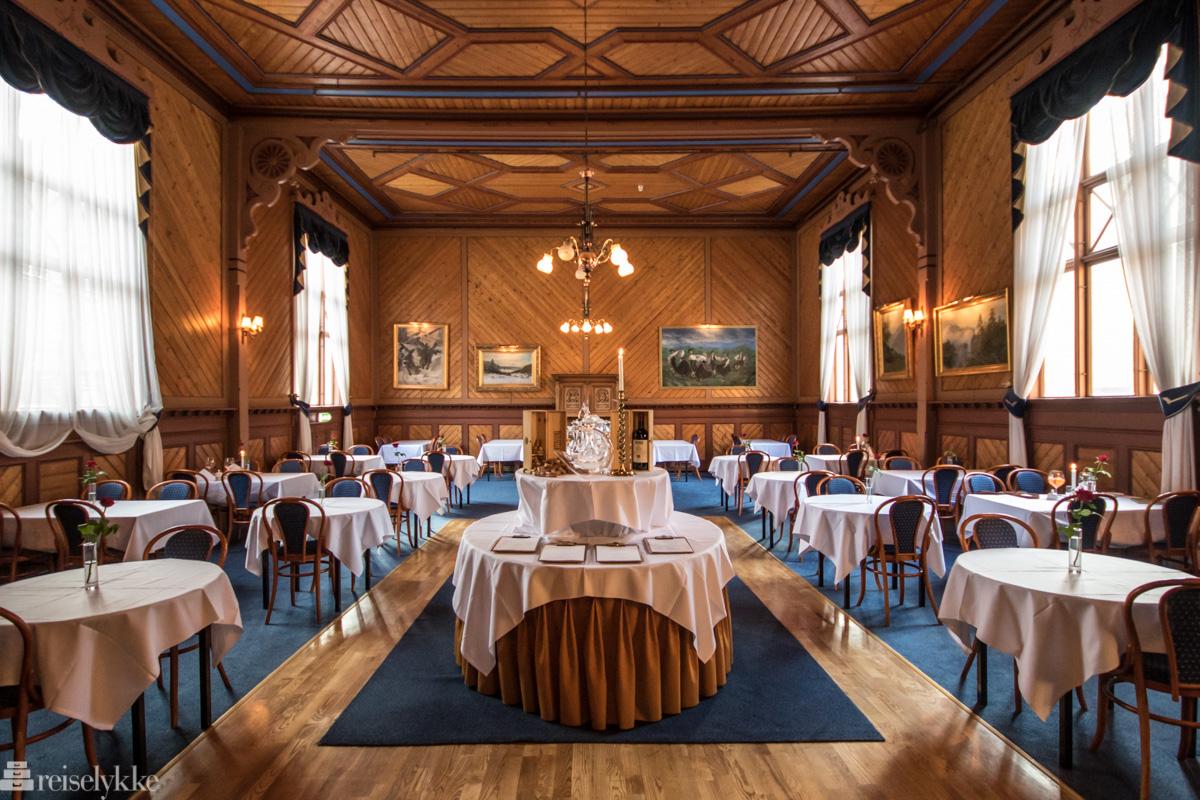 Restaurant Bandak på Dalen Hotel