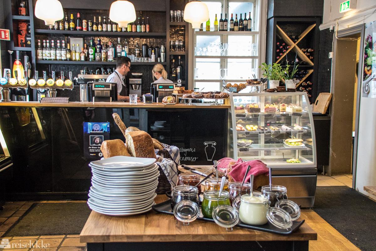 Restauranttips Trondheim