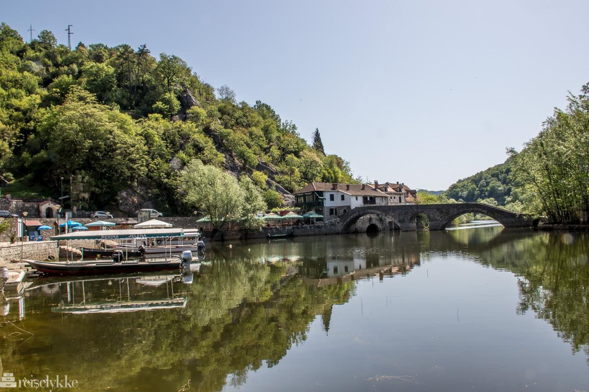 Rijeka Crnojevića Montenegro